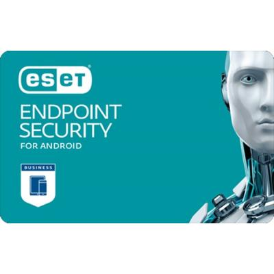 Антивирус ESET Endpoint security для Android 6 ПК лицензия на 1year Busines (EESA_6_1_B)