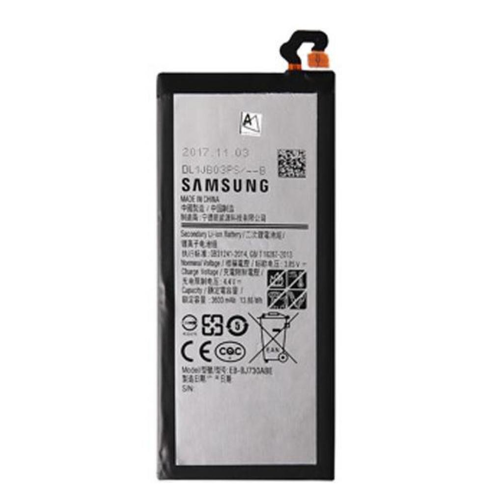 Аккумуляторная батарея для телефона Samsung for J730 (J7-2017) (EB-BJ730ABE / 63615)