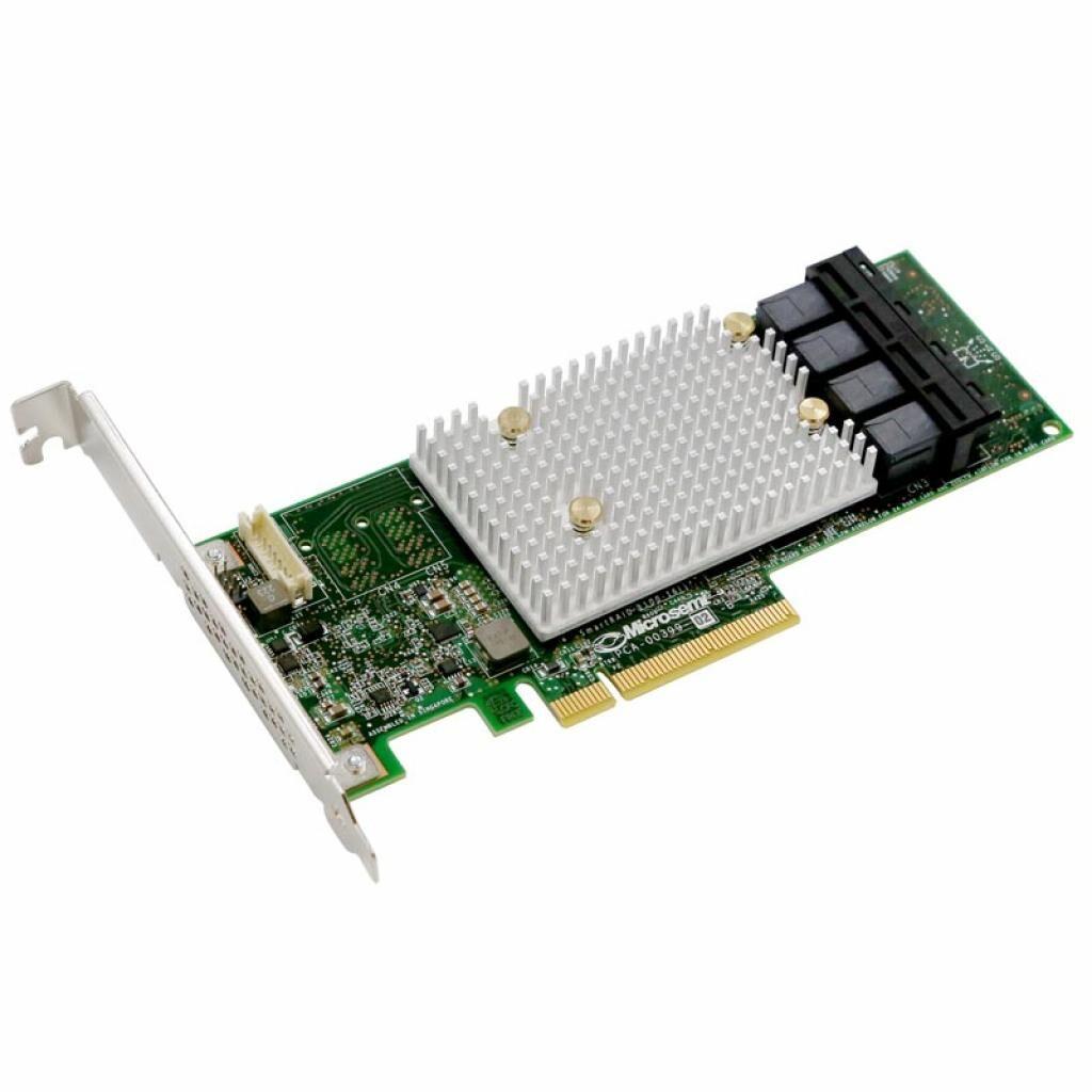Контроллер RAID Adaptec SmartRAID 3154-16i Single 4xSFF-8643, 8xPCIe 4GB (2295000-R)