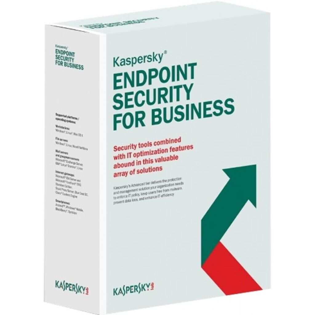 Антивирус Kaspersky Endpoint Security for Business - Select 100-149 Node 1 year (KL4863OARFS)