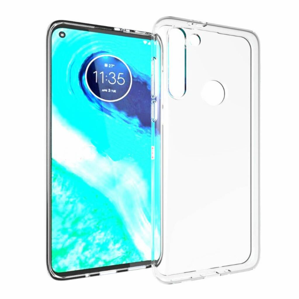 Чехол для моб. телефона BeCover Motorola Moto G8 Transparancy (705351)
