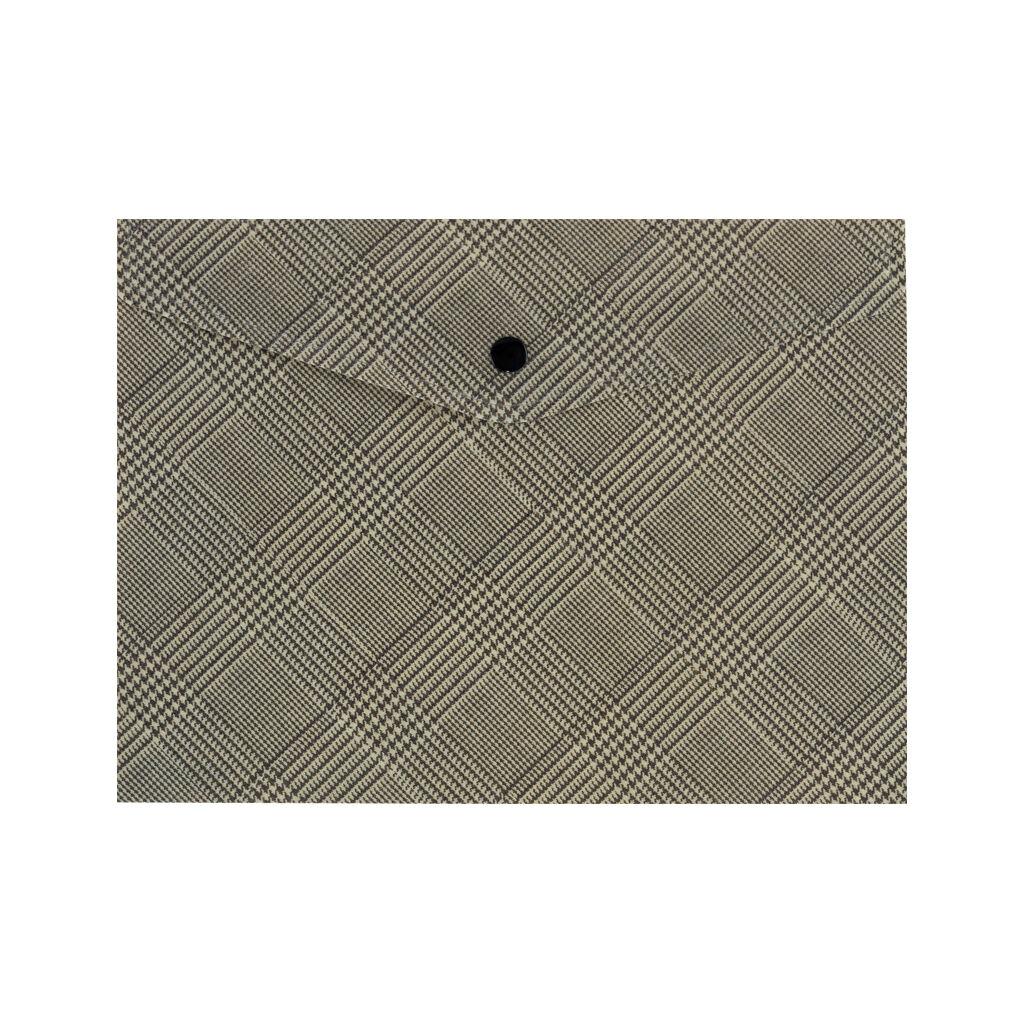 Папка - конверт Axent А5 180 мкм Tartan Olive (1496-20-A)