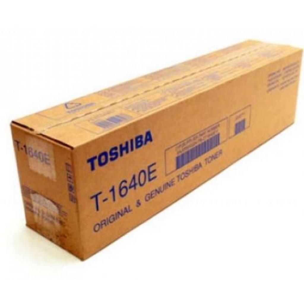 Тонер Toshiba T-1640E-5К /E-STUDIO 163/166/206/207/200/203 (5900ст.) (6AJ00000023/6AJ00000194)