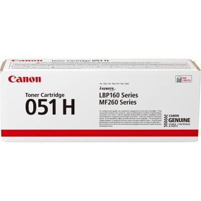 Картридж Canon 051H Black 4.1K (2169C002)