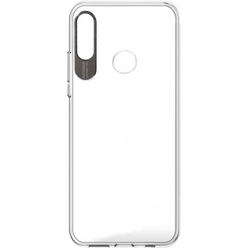 Чехол для моб. телефона DENGOS TPU для Samsung Galaxy A20s (clear) (DG-TPU-TRP-29)