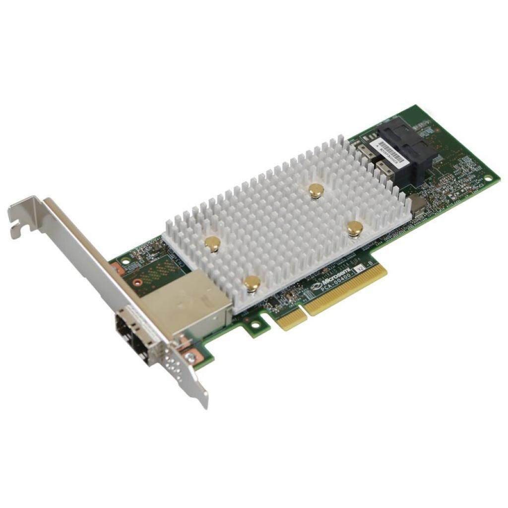 Контроллер RAID Adaptec SmartRAID 3154-8i8e Single 2xSFF-8643, 2xSFF-8644, 8xPCIe (2295100-R)