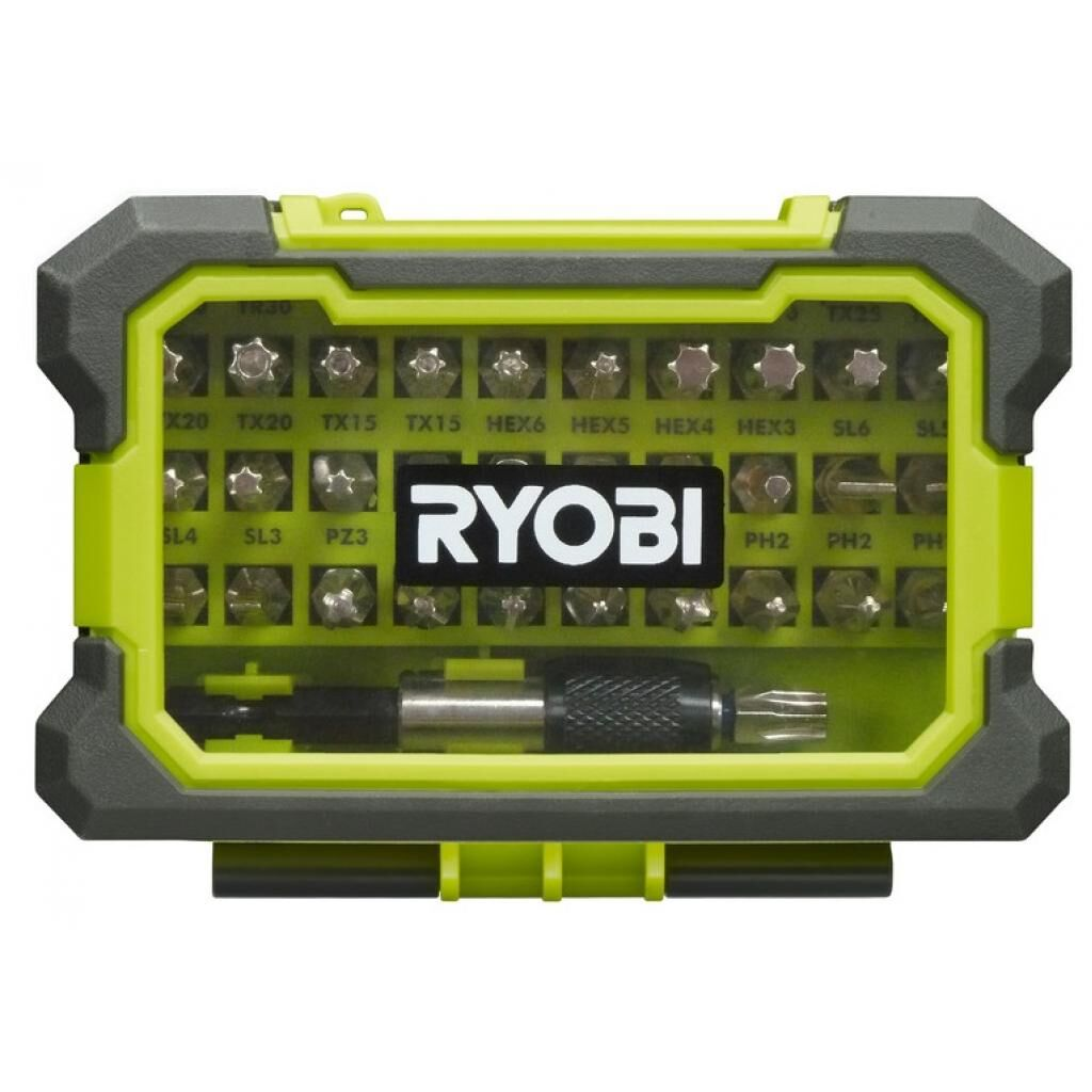 Набор бит Ryobi RAK32MSD, 32ед. (5132002798)