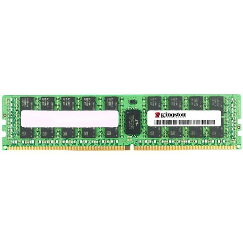 Модуль памяти для сервера DDR4 8GB ECC RDIMM 2400MHz 1Rx8 1.2V CL17 Kingston (KTH-PL424S8/8G)