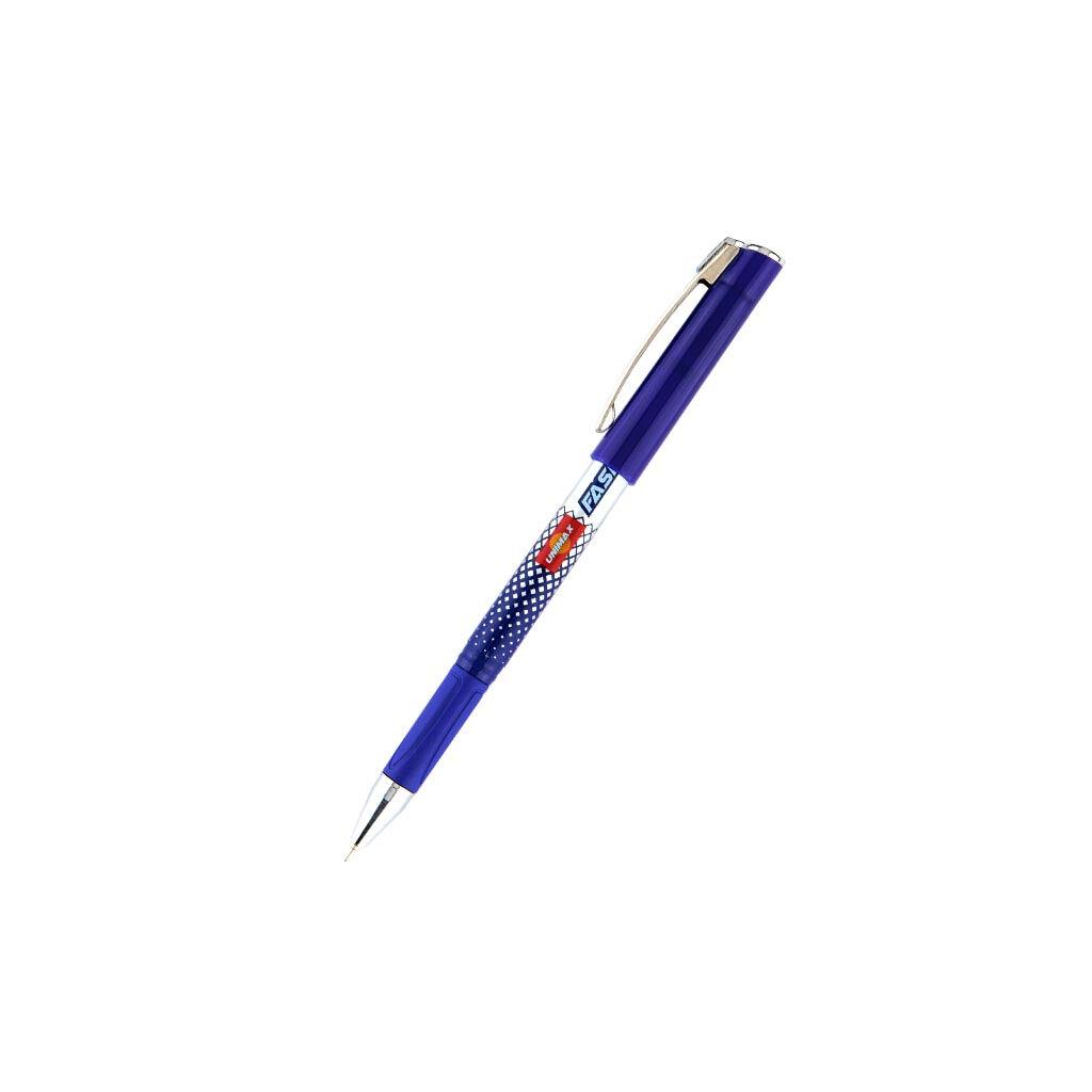 Ручка шариковая Unimax Fashion, синяя (UX-121-02)