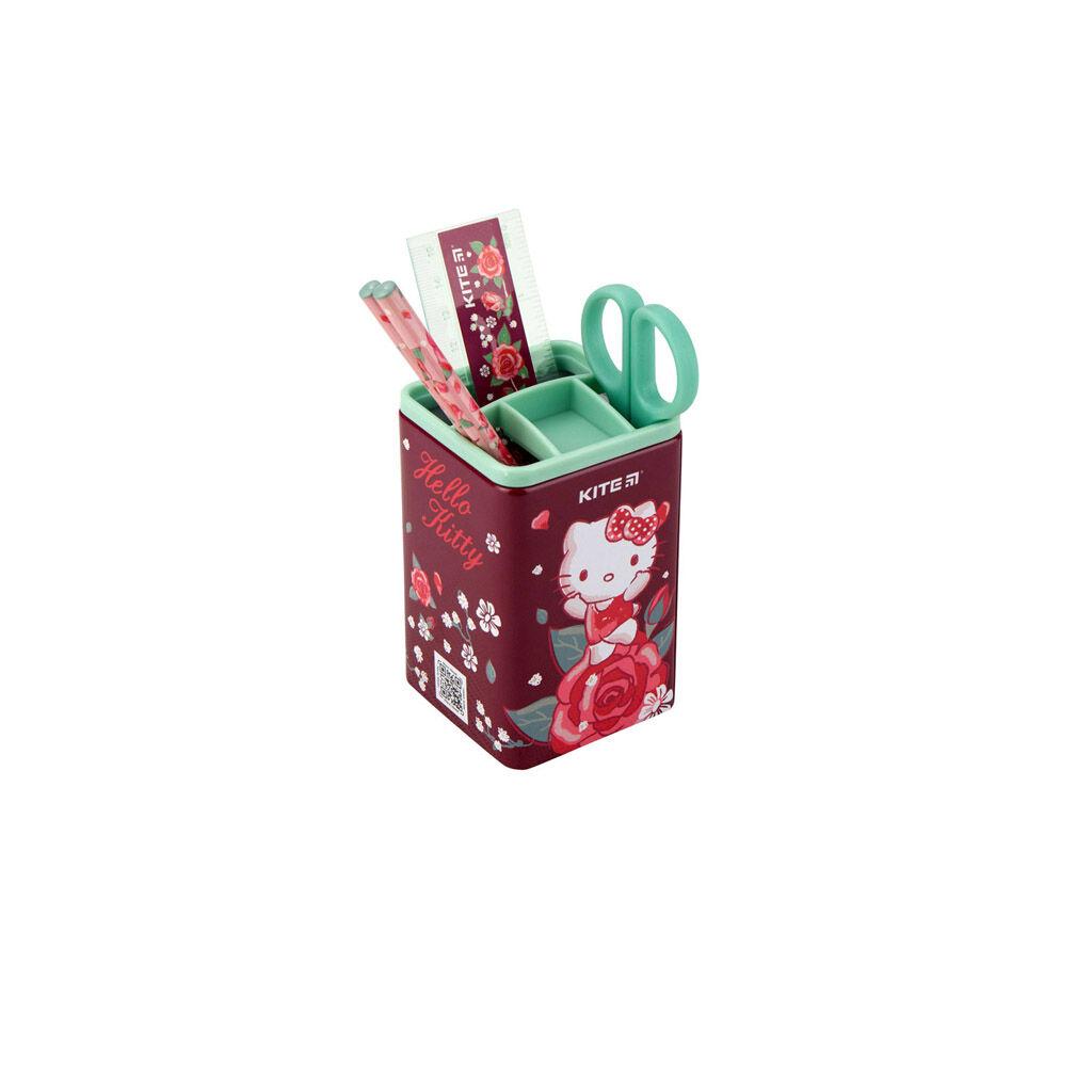 Настольный набор Kite Hello Kitty 4 предмета квадратный (HK19-214)