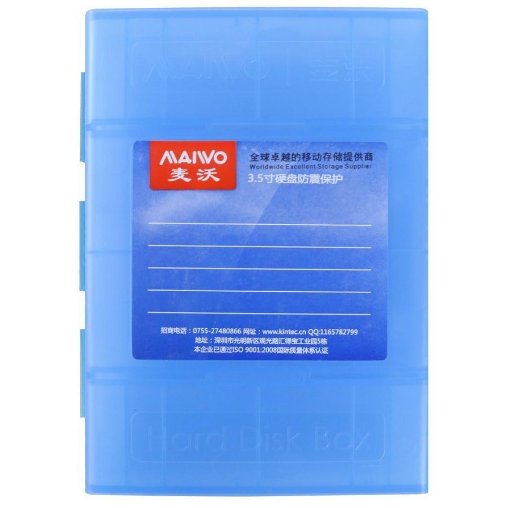 Контейнер для HDD Maiwo KB03 blue