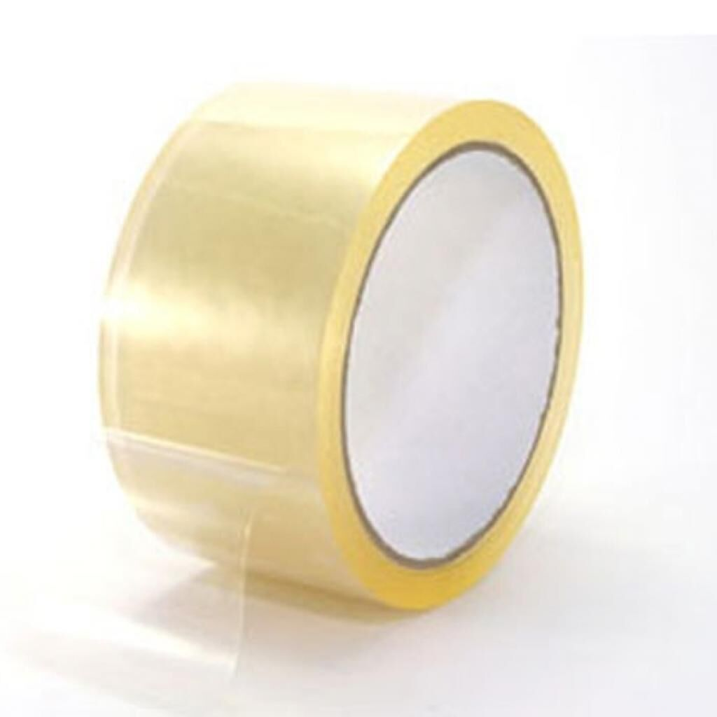 Скотч GPukraine Packing tape 48ммx 50м х 40мкм, clear (48х50х40)