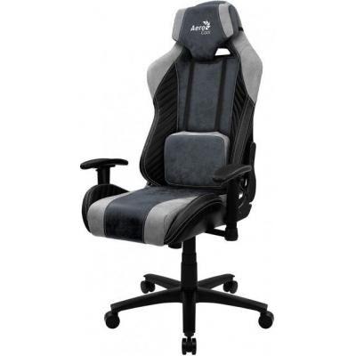 Кресло игровое AeroCool BARON Steel Blue