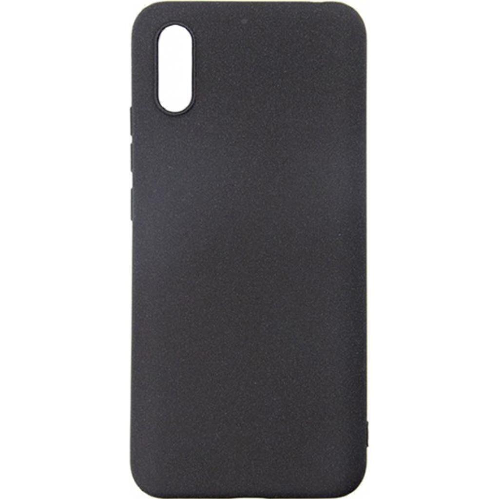 Чехол для моб. телефона DENGOS Carbon Xiaomi Redmi 9A, black (DG-TPU-CRBN-86) (DG-TPU-CRBN-86)