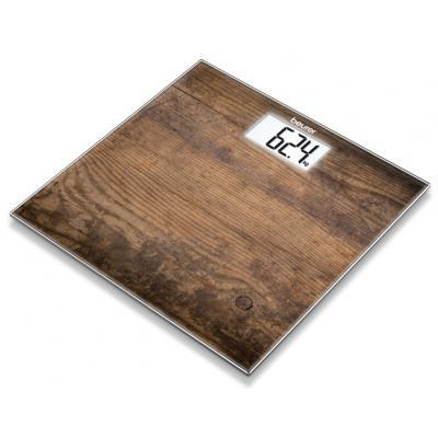 Весы напольные Beurer GS 203 Wood (4211125756321)
