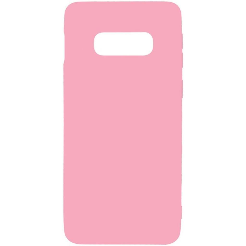 Чехол для моб. телефона TOTO 1mm Matt TPU Case Samsung Galaxy S10e Pink (F_94083)