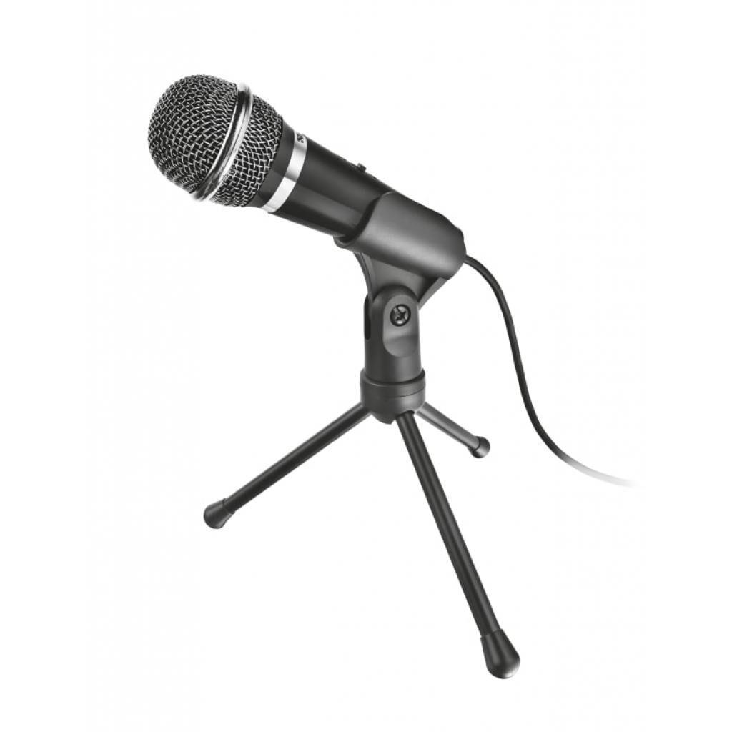 Микрофон Trust Starzz All-round 3.5mm (21671)