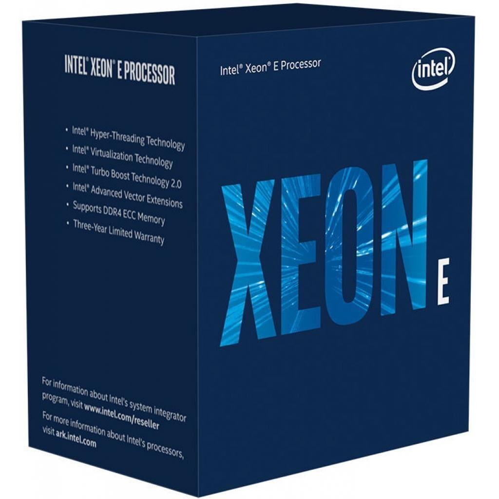 Процессор серверный INTEL Xeon E-2234 4C/8T/3.6GHz/8MB/FCLGA1151/BOX (BX80684E2234)