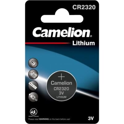 Батарейка CR 2320 Lithium * 1 Camelion (CR2320-BP1)
