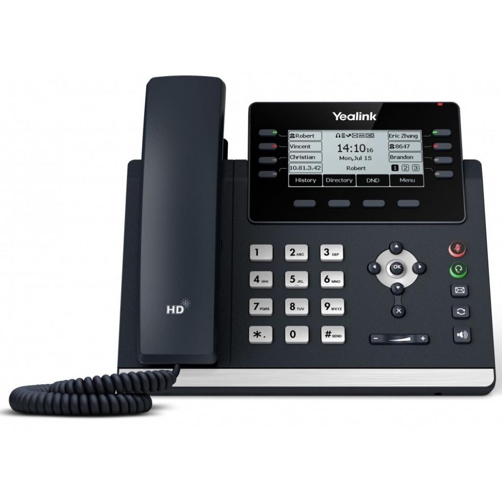 IP телефон Yealink SIP-T43U