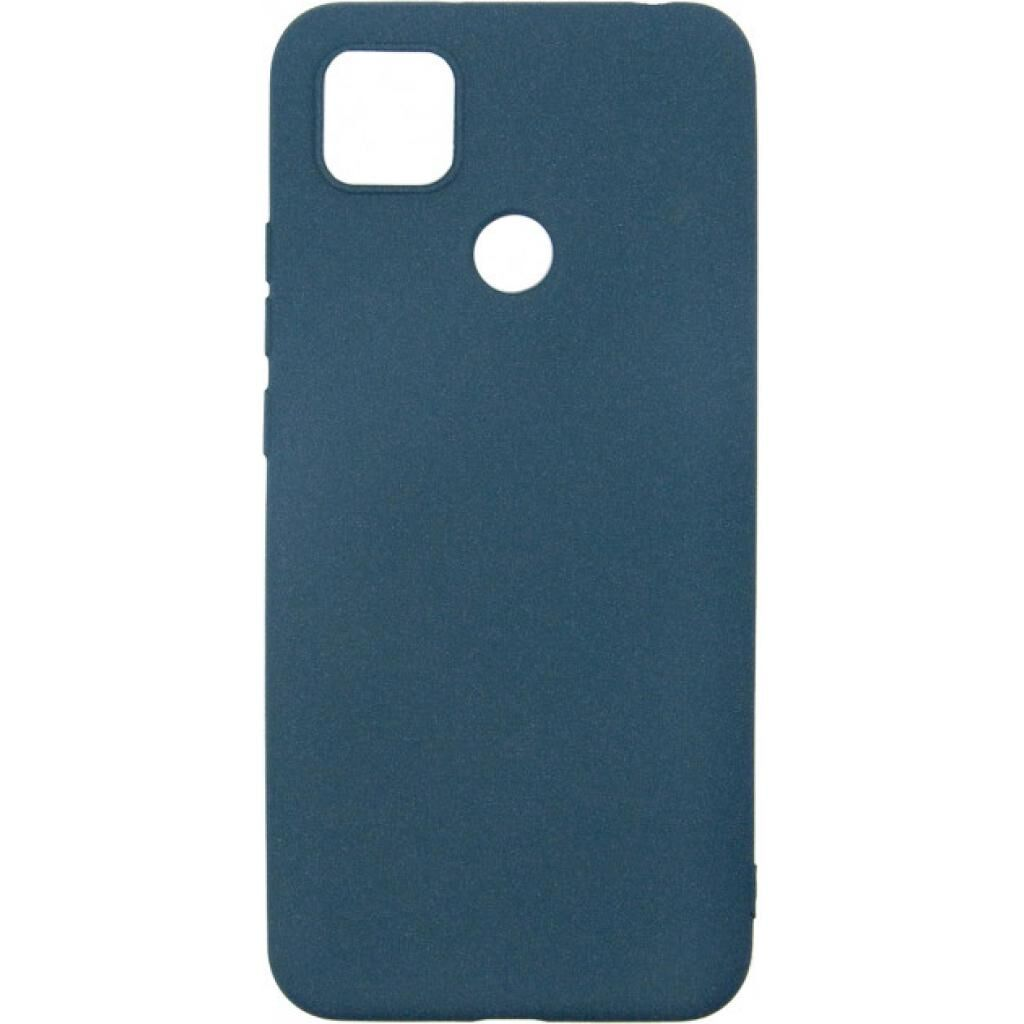 Чехол для моб. телефона DENGOS Carbon Xiaomi Redmi 9C, blue (DG-TPU-CRBN-89) (DG-TPU-CRBN-89)