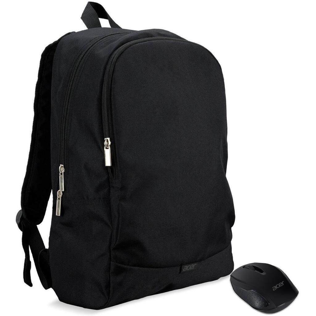 Рюкзак для ноутбука Acer 15.6'' Laptop Starter Kit, ABG950, Wireless mouse (NP.ACC11.029)