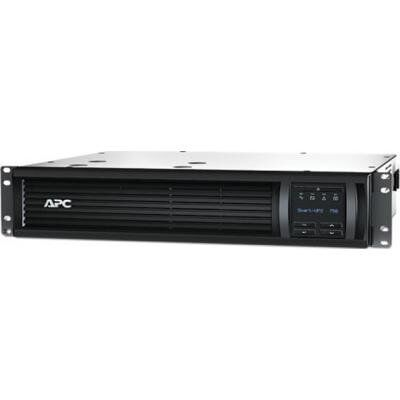 Источник бесперебойного питания APC Smart-UPS RM 750VA 2U LCD (SMT750RMI2U)