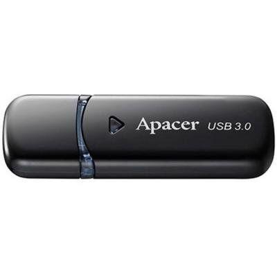 USB флеш накопитель Apacer 16GB AH355 Black USB 3.0 (AP16GAH355B-1)