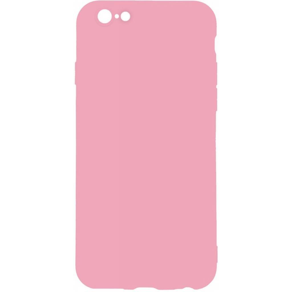 Чехол для моб. телефона TOTO 1mm Matt TPU Case Apple iPhone 6/6s Pink (F_93949)