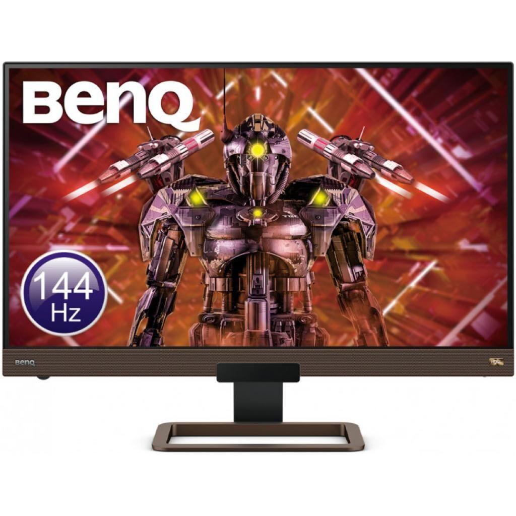Монитор BENQ EX2780Q Brown-Black