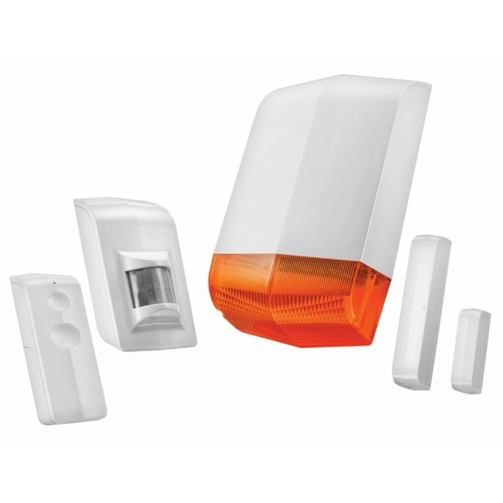 Комплект охранной сигнализации Trust ALSET-2000 wireless security system (71116)