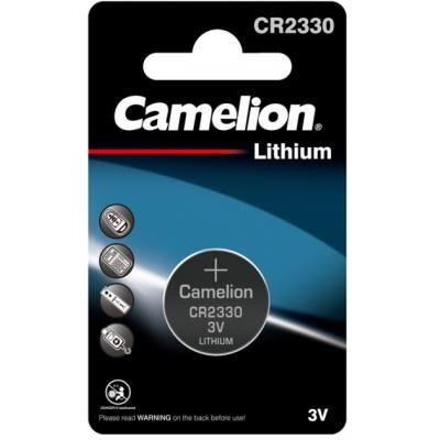 Батарейка CR 2330 Lithium * 1 Camelion (CR2330-BP1)