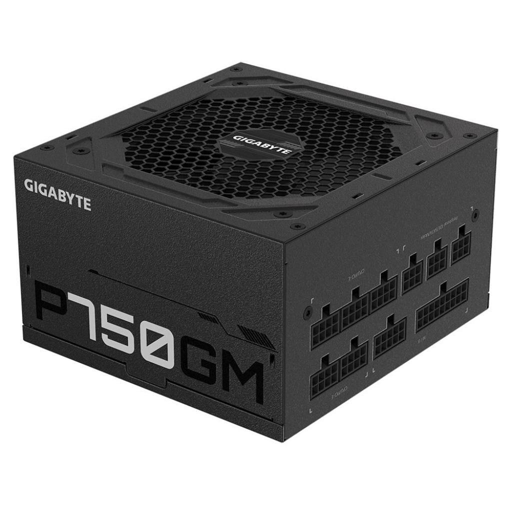 Блок питания Gigabyte 750W (P750GM)