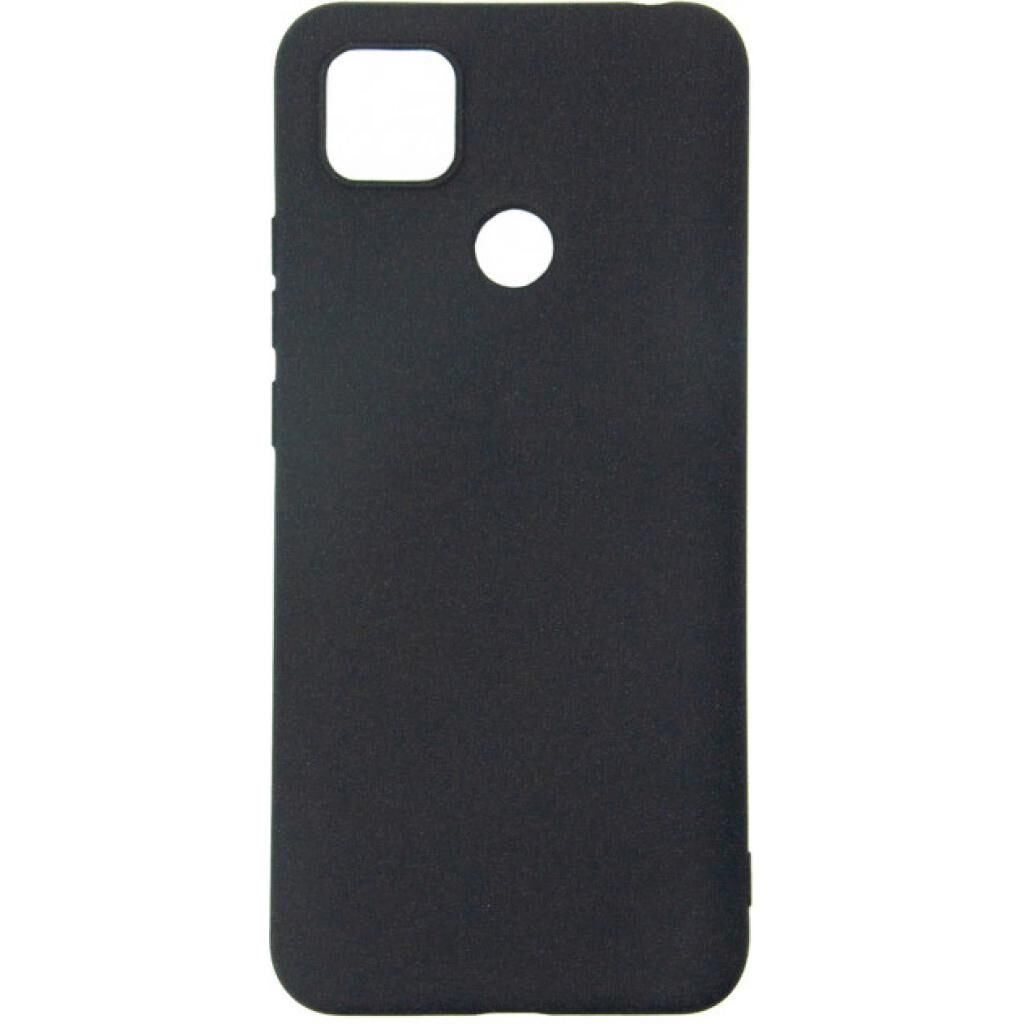 Чехол для моб. телефона DENGOS Carbon Xiaomi Redmi 9C, black (DG-TPU-CRBN-88) (DG-TPU-CRBN-88)