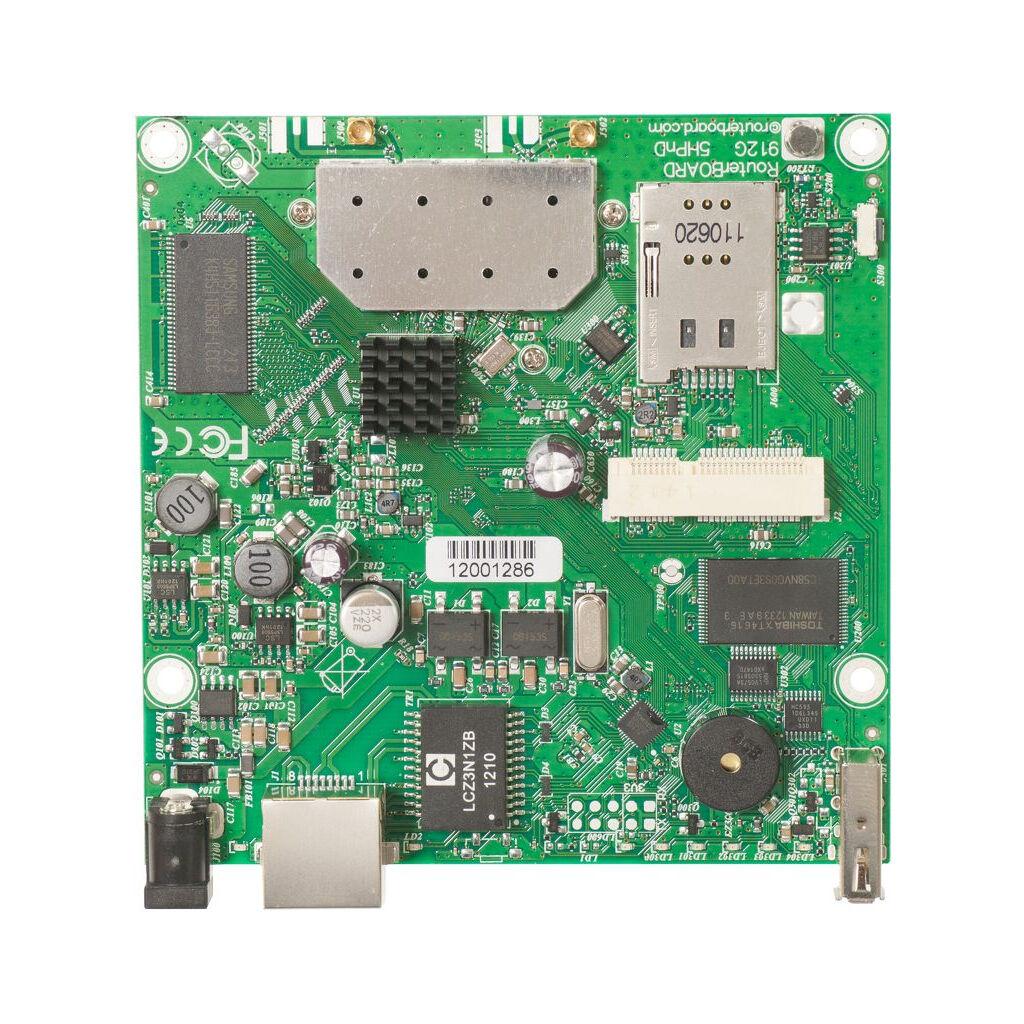 Маршрутизатор Mikrotik RB912UAG-5HPND