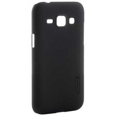 Чехол для моб. телефона Nillkin для Samsung J1/J100 - Super Frosted Shield (черный) (6218469)