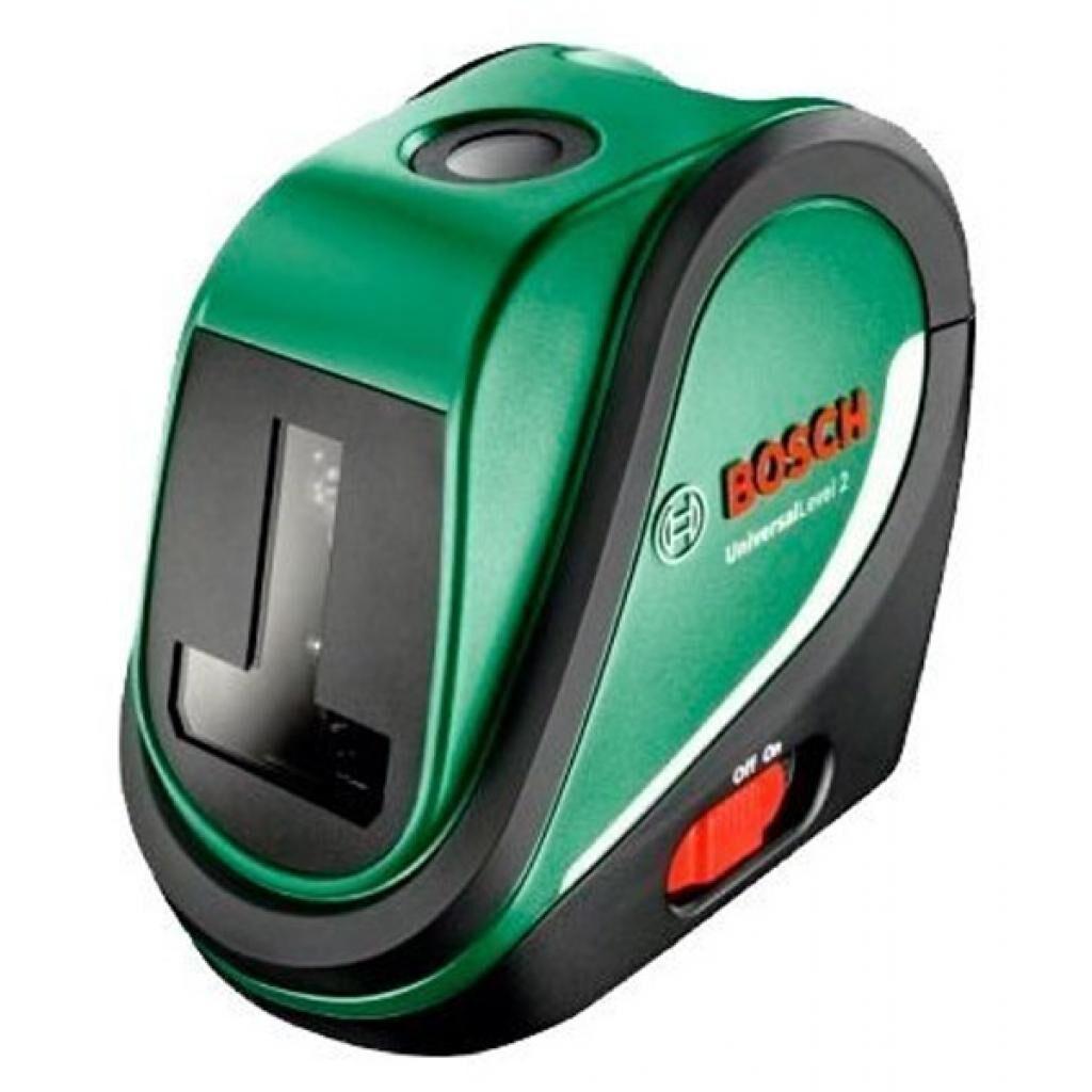 Лазерный нивелир Bosch UniversalLevel 2 SET, 10м (0.603.663.801)