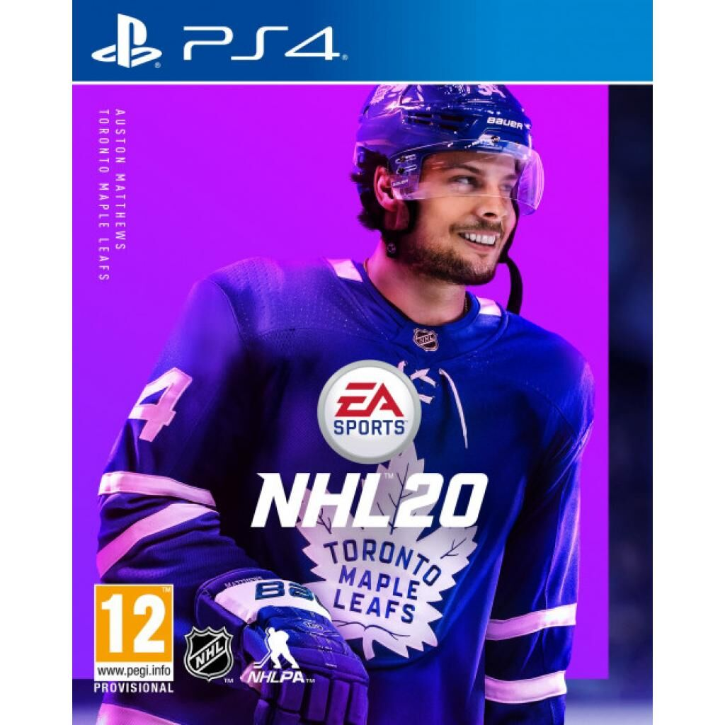 Игра SONY NHL20 [PS4, Russian version] (1055506)