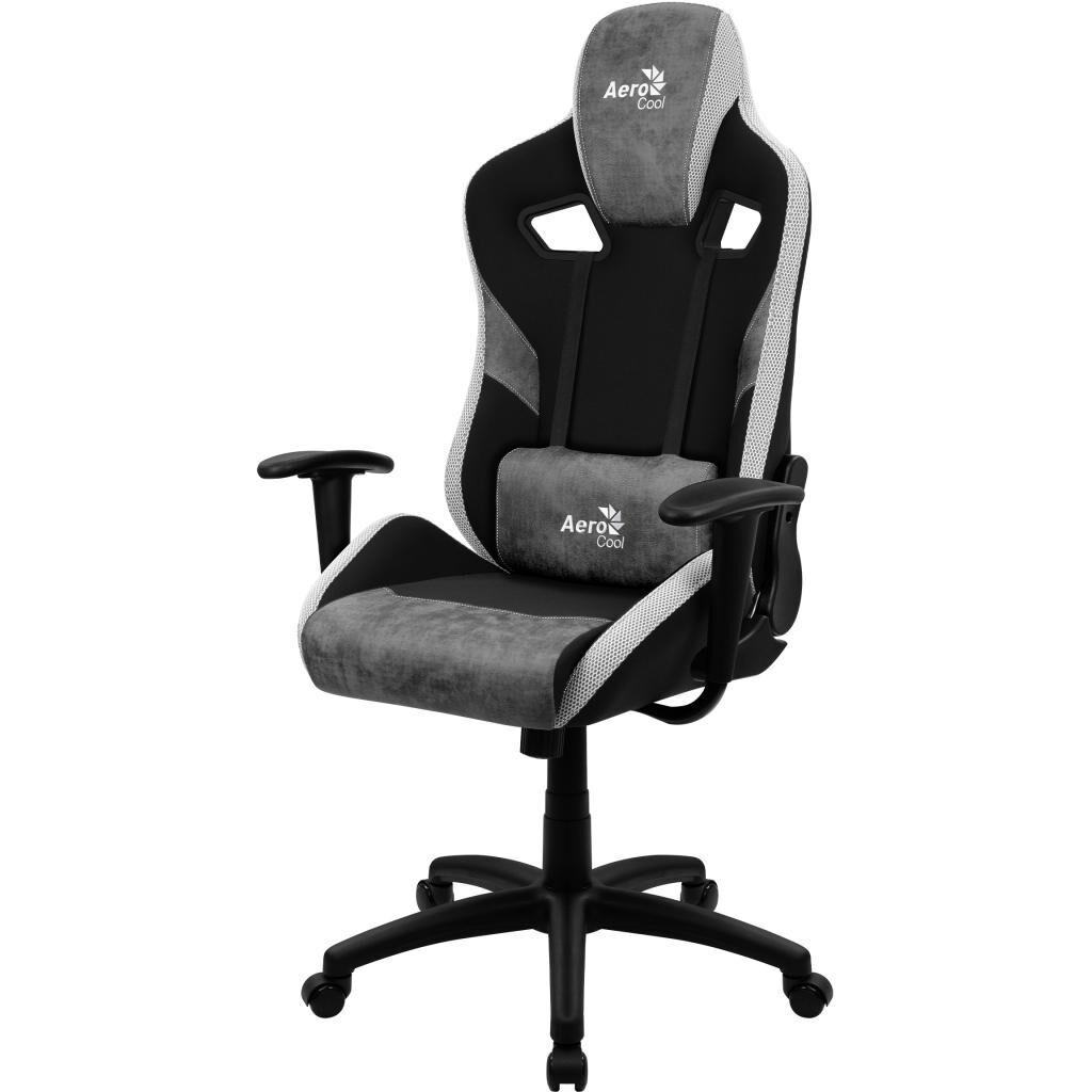 Кресло игровое AeroCool COUNT Stone Grey