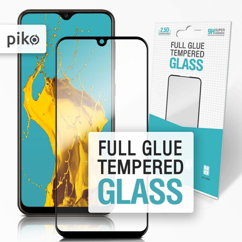 Стекло защитное Piko Full Glue Samsung A31 (1283126497469)