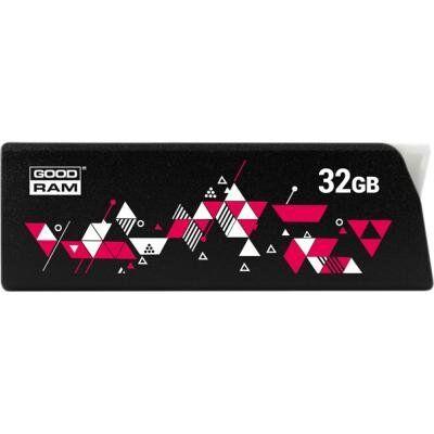 USB флеш накопитель Goodram 32GB UCL3 Click Black USB 3.0 (UCL3-0320K0R11)