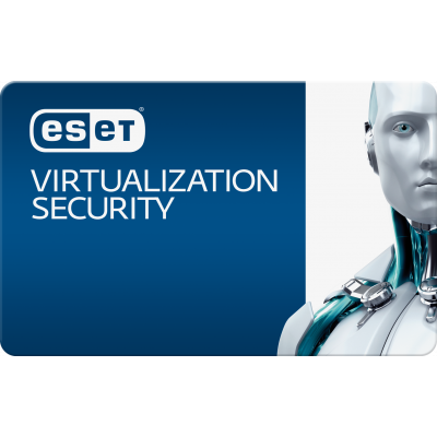 Антивирус ESET Virtualization security (per VM) 5 ПК лицензия на 1year Busi (EVSPV_5_1_B)