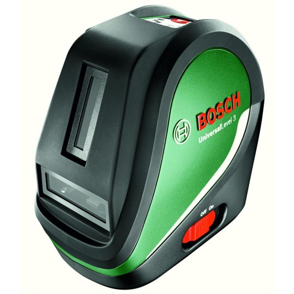 Лазерный нивелир Bosch UniversalLevel 3, 10м (0.603.663.900)