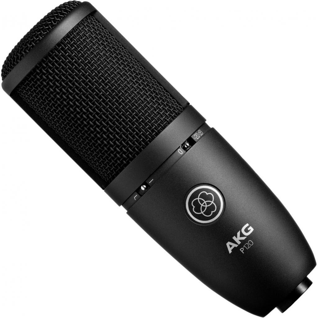 Микрофон AKG P120 Black (3101H00400)