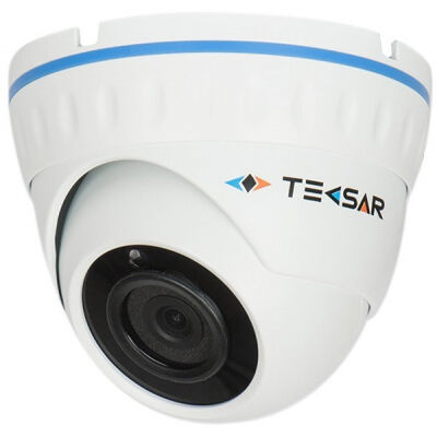 Камера видеонаблюдения Tecsar Tecsar Beta IPD-2M20F-poe (000005197)