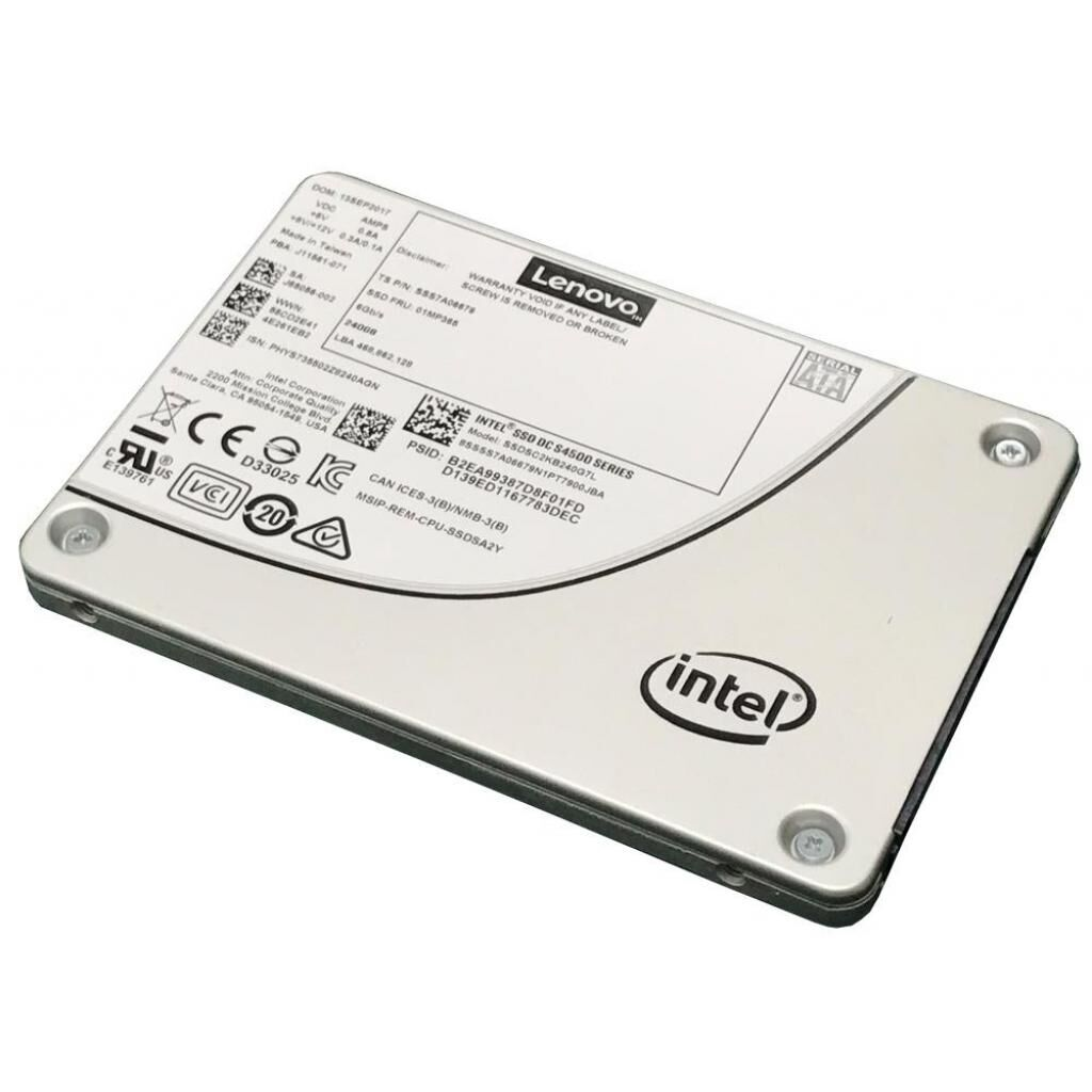 Накопитель SSD для сервера 240GB SATA SSD 2.5
