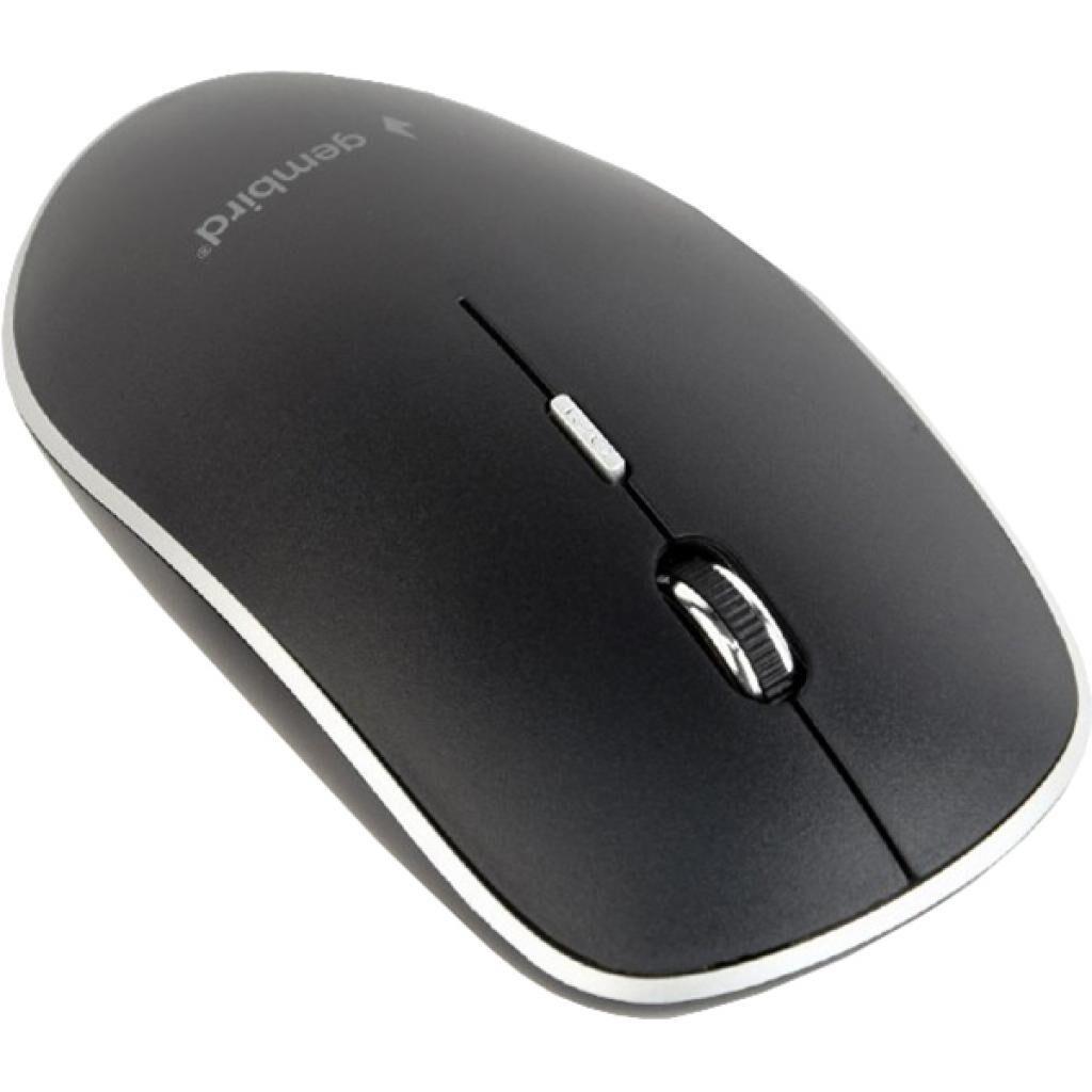 Мышка GEMBIRD MUSW-4B-01 Black (MUSW-4B-01)