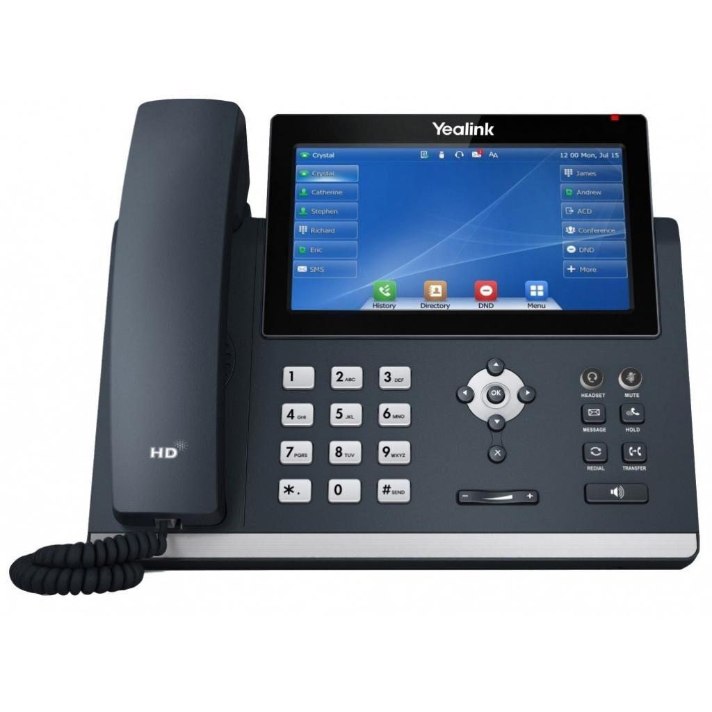 IP телефон Yealink SIP-T48U