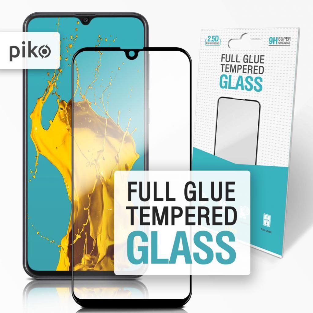 Стекло защитное Piko Full Glue Samsung A40 (1283126490927)
