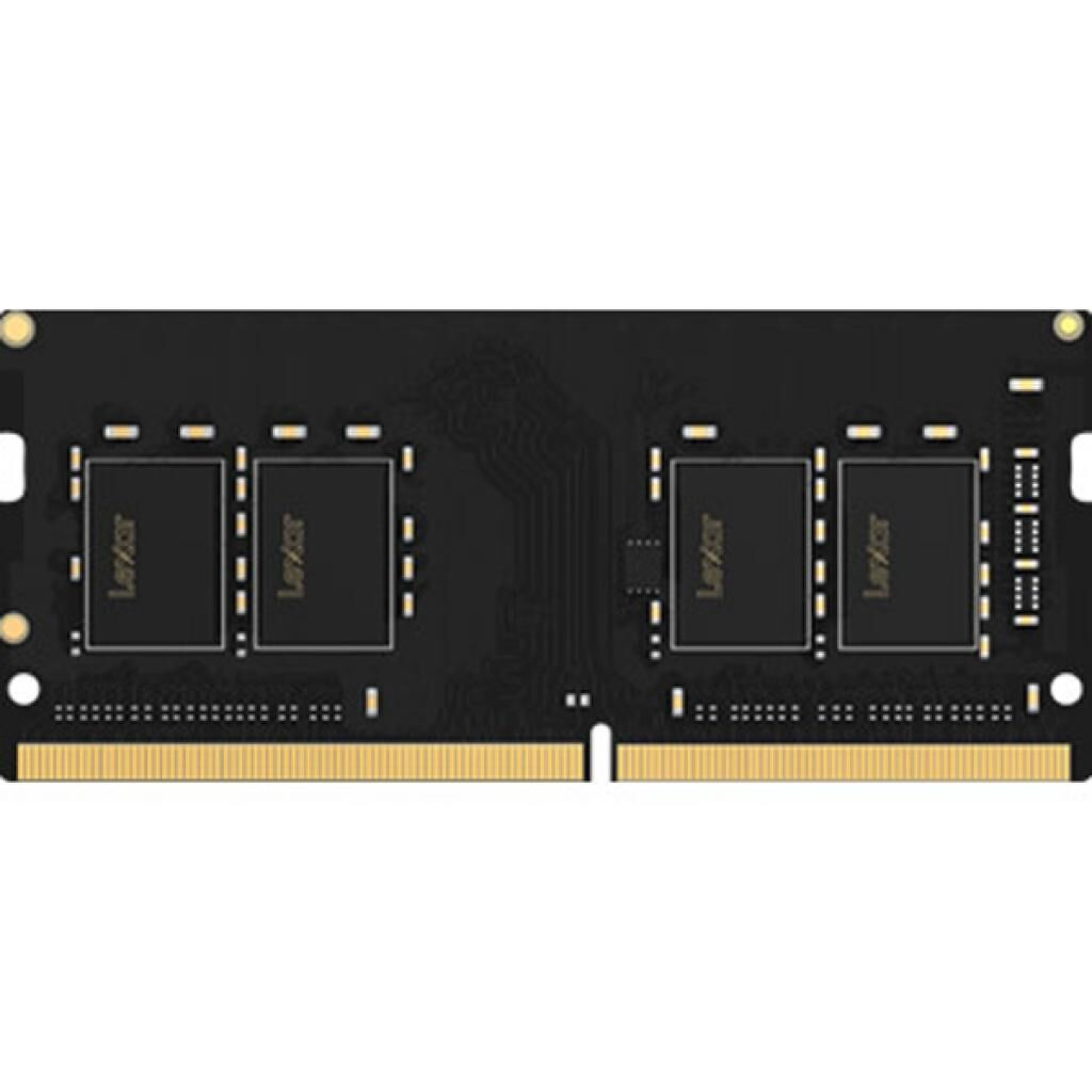 Модуль памяти для ноутбука SoDIMM DDR4 8GB 2666 MHz Lexar (LD4AS008G-R2666GSST)
